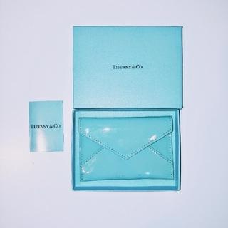 ティファニー(Tiffany & Co.)のティファニー カードケース&名刺入れ(名刺入れ/定期入れ)