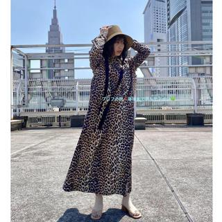 イザベルマラン(Isabel Marant)の20SS完売 GANNI♡ワンピfumika uchida ROKU mame(ロングワンピース/マキシワンピース)