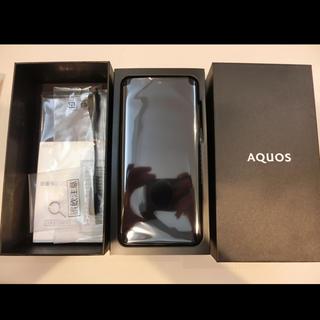 アクオス(AQUOS)の新品未利用ソフトバンク AQOUS zero2(906SH)(スマートフォン本体)