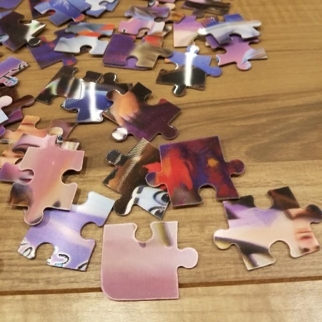 Disney(ディズニー)の(3Dパズル)新品/未使用『アナと雪の女王2』 キッズ/ベビー/マタニティのおもちゃ(知育玩具)の商品写真
