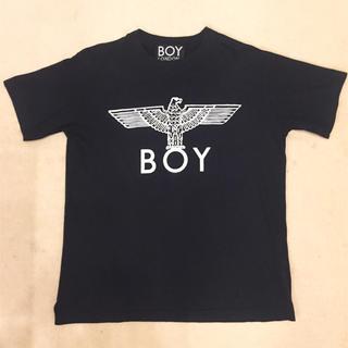 ボーイロンドン(Boy London)のBOY LONDON 🦅 Tシャツ Mサイズ (黒)(Tシャツ/カットソー(半袖/袖なし))