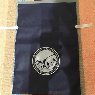 Rakuten - 楽天 お買い物パンダ 不織布 ラッピング バック