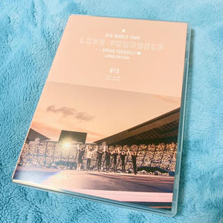 防弾少年団(BTS) - BTS WORLD TOUR SPEAK YOURSELF DVD