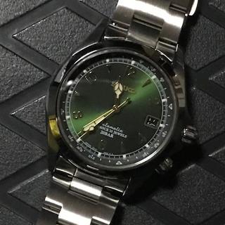 SEIKO - SEIKO アルピニスト Sarb017  6r15  メカニカル 腕時計
