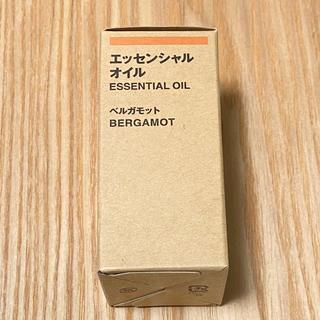 ムジルシリョウヒン(MUJI (無印良品))の 無印良品 エッセンシャルオイル ベルガモット 30ml アロマオイル(エッセンシャルオイル(精油))