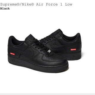 Supreme - 最安値希少サイズ Supreme Nike Air Force 1 24cm