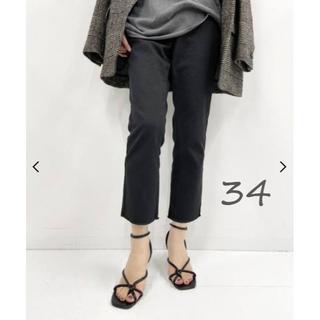 DEUXIEME CLASSE - 値下げ!Deuxieme Classe ★ smart パンツ 黒 34