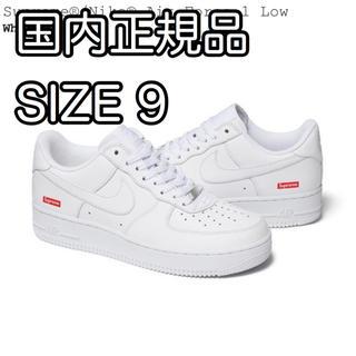 Supreme - Supreme Nike Air Force 1 Low シュプリーム ナイキ