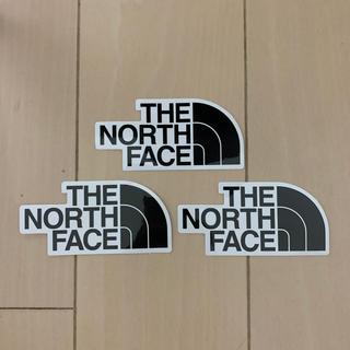 ザノースフェイス(THE NORTH FACE)のノースフェイス/THE NORTH FACE ステッカー 3枚セット(その他)