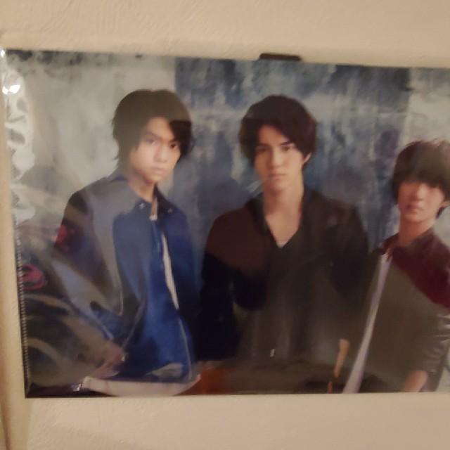 Johnny's(ジャニーズ)のDREAM BOYS クリアファイル 美少年 エンタメ/ホビーのタレントグッズ(アイドルグッズ)の商品写真
