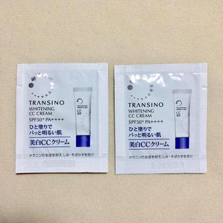 トランシーノ(TRANSINO)のトランシーノ CCクリーム トラベル用(CCクリーム)