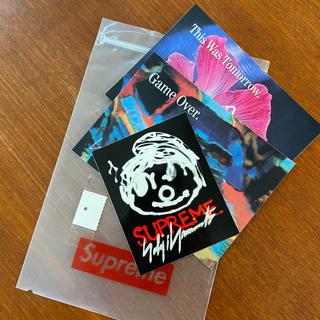 Supreme - 店舗限定 Supreme Yohji Yamamoto ステッカーセット