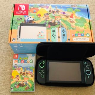 Nintendo Switch - Nintendo Switch 本体 あつまれ どうぶつの森セット
