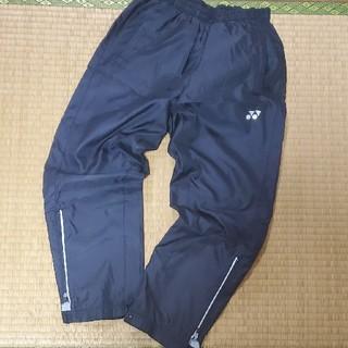 ヨネックス(YONEX)のYONEX 暖か防寒シャカパン ジュニア140 黒(パンツ/スパッツ)