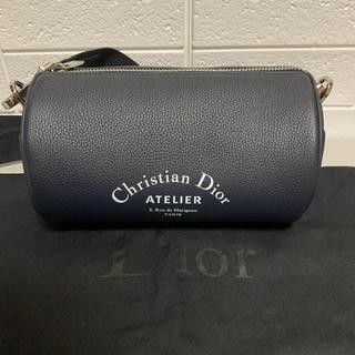 クリスチャンディオール(Christian Dior)のChristian Dior ショルダードラムバック(ショルダーバッグ)