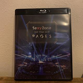 セクシー ゾーン(Sexy Zone)のSexy Zone LIVE TOUR 2019 PAGES〈2枚組〉(アイドル)