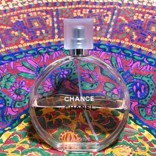シャネル(CHANEL)のCHANEL CHANCE EAU VIVE シャネル チャンス オーヴィーヴ(香水(女性用))