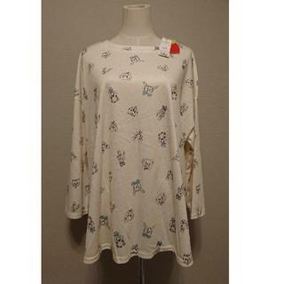 フランシュリッペ(franche lippee)の新品タグ付き フランシュリッペ ロンT 長袖シャツ 大きいサイズ FL5(Tシャツ(長袖/七分))