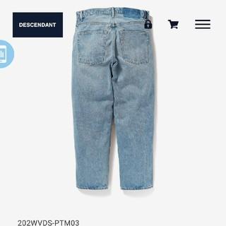 W)taps - descendant 20aw baggy jeans WTAPS