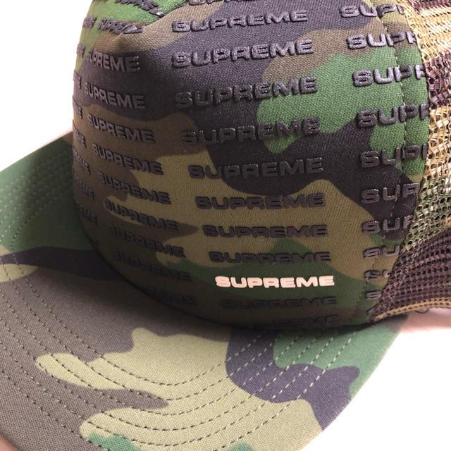 Supreme(シュプリーム)のsupreme メッシュキャップ メンズの帽子(キャップ)の商品写真