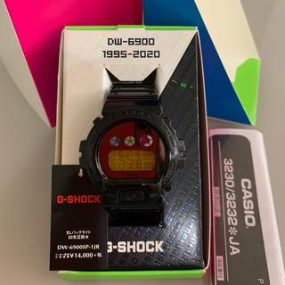 ジーショック(G-SHOCK)のG-SHOCK DW-6900SP-1JR(腕時計(デジタル))