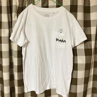 UNIQLO - ユニクロ スヌーピー Tシャツ