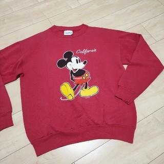 Disney - ビンテージ スウェット トレーナー ミッキーマウス