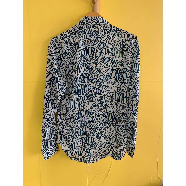 """Dior(ディオール)の【DIOR】""""Dior×Stussy""""コラボ プリントシャツ メンズのトップス(シャツ)の商品写真"""