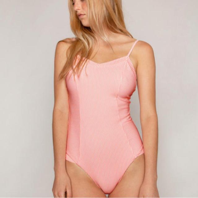 Ron Herman(ロンハーマン)のSeea ワンピース水着 完売品 スイムウェア S 新品 レディースの水着/浴衣(水着)の商品写真