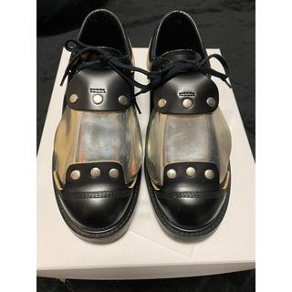 コムデギャルソンオムプリュス(COMME des GARCONS HOMME PLUS)のコムデギャルソンオムプリュス革靴(ドレス/ビジネス)