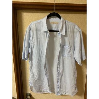 グローバルワーク(GLOBAL WORK)のグローバルワーク 半袖シャツ XLサイズ(シャツ)