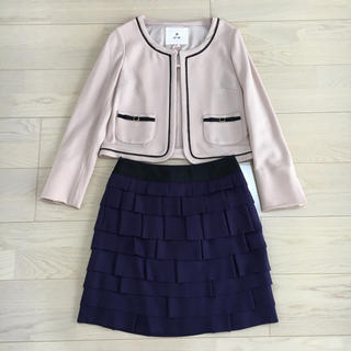 ef-de - 【2点セット】美品 エフデ ジャケット・スカート