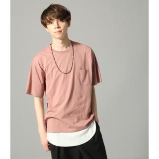 ハレ(HARE)のドロップポケットカットソー(Tシャツ/カットソー(半袖/袖なし))