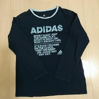 adidas - アディダス 140 長袖 Tシャツ