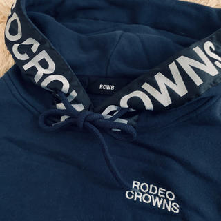 RODEO CROWNS WIDE BOWL - パーカー RCWB  Sサイズ