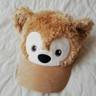 Disney - 東京ディズニーシー限定品 ダッフィーキャップ58cm ダッフィー帽子