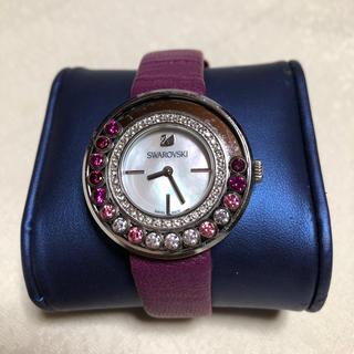 スワロフスキー(SWAROVSKI)のスワロフスキー SWAROVSKI 腕時計(腕時計)