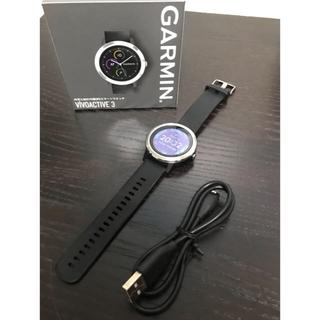 ガーミン(GARMIN)のGARMIN vivoactive3(腕時計(デジタル))