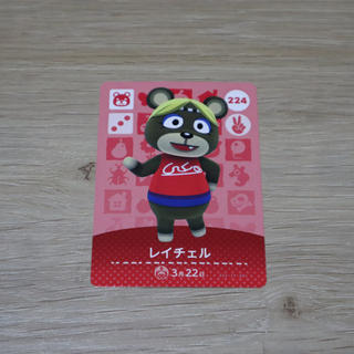 ニンテンドースイッチ(Nintendo Switch)のあつ森 amiibo レイチェル(その他)