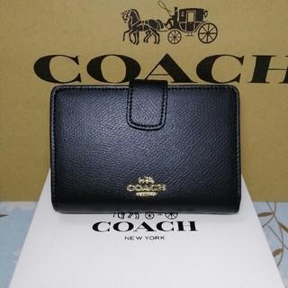COACH - COACH コーチ 二つ折り財布 * 人気 53436