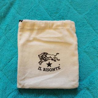 イルビゾンテ(IL BISONTE)の新品・未使用品 IL BISONTE イルビゾンテ 巾着袋(その他)