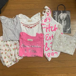 アバクロンビーアンドフィッチ(Abercrombie&Fitch)のAbercrombie&Fitch レディース 福袋(Tシャツ(半袖/袖なし))
