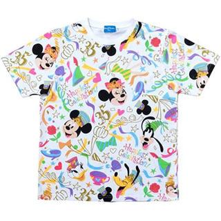 Disney - ディズニー◇35周年Tシャツ/Mサイズ