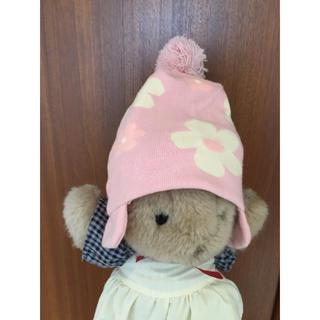 アカチャンホンポ(アカチャンホンポ)の【未使用】ベビー帽子✳︎42〜46㎝(帽子)