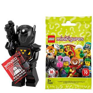 レゴ(Lego)のLEGO レゴ 71025 ミニフィギュアシリーズ19 No11(積み木/ブロック)