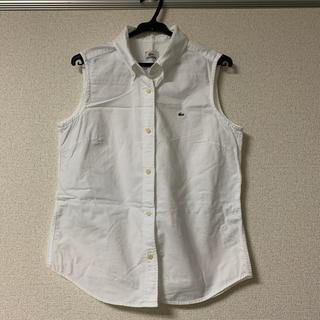 ラコステ(LACOSTE)のラコステシャツ(シャツ/ブラウス(半袖/袖なし))