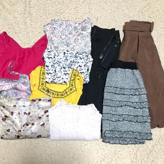 イング(INGNI)のレディース服 10点 夏 まとめ売り(セット/コーデ)