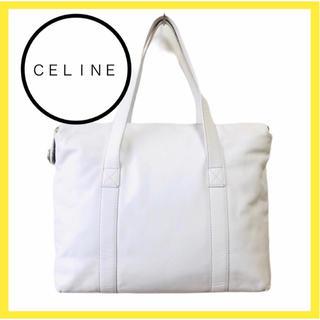 celine - セリーヌ バッグ トート ショルダーバッグ ハンドバッグ レザー ターンロック