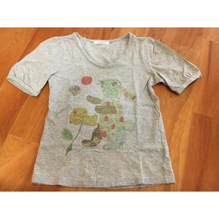 アッシュペーフランス(H.P.FRANCE)のbeaubeau 半袖Tシャツ M H.P FRANCE アッシュペー S(Tシャツ(半袖/袖なし))