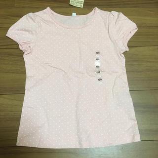ムジルシリョウヒン(MUJI (無印良品))の無印良品 キッズTシャツ 120(Tシャツ/カットソー)